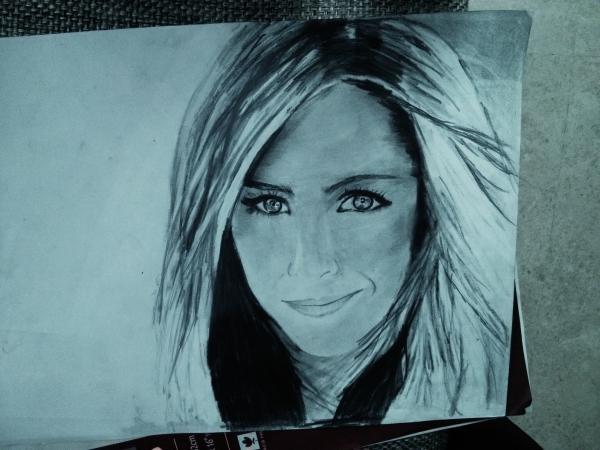 Jennifer Aniston par ghost7744